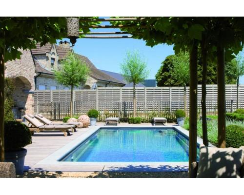 Композитный бассейн Baby pool 6,5х2,4х0,9м