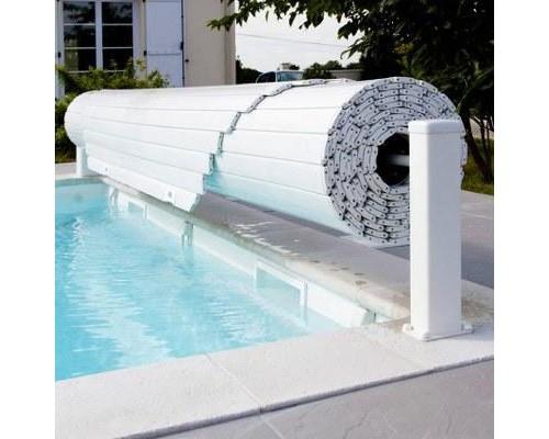 Роллетное накрытие для бассейна EcoProtect 8х4м