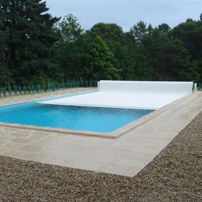Ролеты для бассейна накрытие для бассейна EcoProtect 6х3м